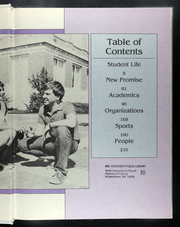 Page 3, 1986 Edition, Truman State University - Echo Yearbook (Kirksville, MO) online yearbook collection