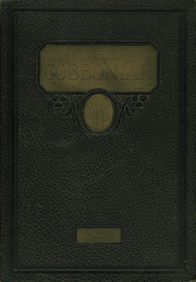 1929 Edition, Morristown High School - Cobbonian Yearbook (Morristown, NJ)