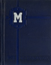 1932 Edition, Morristown High School - Cobbonian Yearbook (Morristown, NJ)