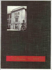 1937 Edition, Morristown High School - Cobbonian Yearbook (Morristown, NJ)