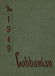 Page 1, 1949 Edition, Morristown High School - Cobbonian Yearbook (Morristown, NJ) online yearbook collection
