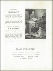 Page 11, 1949 Edition, Morristown High School - Cobbonian Yearbook (Morristown, NJ) online yearbook collection