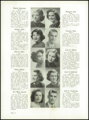 Page 16, 1949 Edition, Morristown High School - Cobbonian Yearbook (Morristown, NJ) online yearbook collection