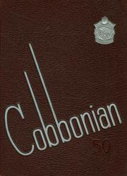 1950 Edition, Morristown High School - Cobbonian Yearbook (Morristown, NJ)