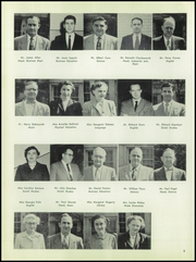 Page 12, 1958 Edition, Morristown High School - Cobbonian Yearbook (Morristown, NJ) online yearbook collection