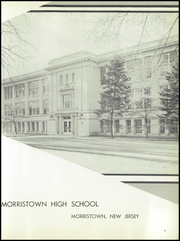 Page 7, 1958 Edition, Morristown High School - Cobbonian Yearbook (Morristown, NJ) online yearbook collection