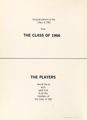 Page 6, 1965 Edition, South Brunswick High School - Valhalla Yearbook (Monmouth Junction, NJ) online yearbook collection