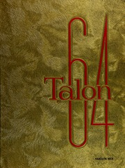 1964 Edition, Edison High School - Talon Yearbook (Edison, NJ)