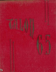 1965 Edition, Edison High School - Talon Yearbook (Edison, NJ)