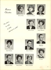 Page 17, 1965 Edition, Edison High School - Talon Yearbook (Edison, NJ) online yearbook collection