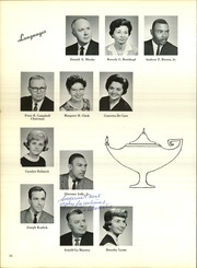 Page 20, 1965 Edition, Edison High School - Talon Yearbook (Edison, NJ) online yearbook collection