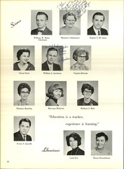 Page 24, 1965 Edition, Edison High School - Talon Yearbook (Edison, NJ) online yearbook collection