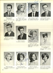 Page 32, 1965 Edition, Edison High School - Talon Yearbook (Edison, NJ) online yearbook collection