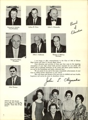 Page 9, 1965 Edition, Edison High School - Talon Yearbook (Edison, NJ) online yearbook collection