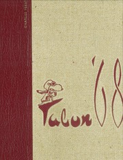 1968 Edition, Edison High School - Talon Yearbook (Edison, NJ)