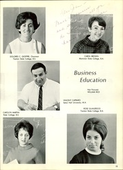 Page 17, 1970 Edition, Edison High School - Talon Yearbook (Edison, NJ) online yearbook collection