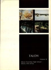 Page 5, 1970 Edition, Edison High School - Talon Yearbook (Edison, NJ) online yearbook collection