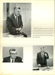 Page 6, 1970 Edition, Edison High School - Talon Yearbook (Edison, NJ) online yearbook collection
