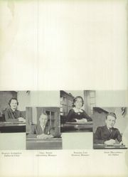 Page 12, 1937 Edition, Teaneck High School - HI Way Yearbook (Teaneck, NJ) online yearbook collection