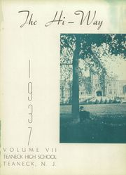 Page 5, 1937 Edition, Teaneck High School - HI Way Yearbook (Teaneck, NJ) online yearbook collection
