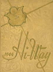 1944 Edition, Teaneck High School - HI Way Yearbook (Teaneck, NJ)