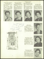 Page 14, 1956 Edition, Teaneck High School - HI Way Yearbook (Teaneck, NJ) online yearbook collection