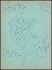 Page 4, 1956 Edition, Teaneck High School - HI Way Yearbook (Teaneck, NJ) online yearbook collection