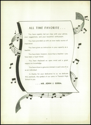 Page 10, 1958 Edition, Teaneck High School - HI Way Yearbook (Teaneck, NJ) online yearbook collection
