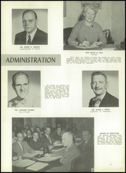 Page 12, 1958 Edition, Teaneck High School - HI Way Yearbook (Teaneck, NJ) online yearbook collection