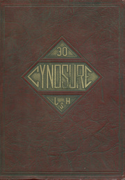 Page 1, 1930 Edition, Linden High School - Cynosure Yearbook (Linden, NJ) online yearbook collection