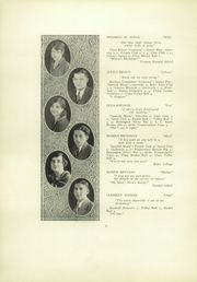 Page 10, 1930 Edition, Linden High School - Cynosure Yearbook (Linden, NJ) online yearbook collection