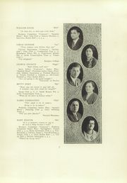 Page 11, 1930 Edition, Linden High School - Cynosure Yearbook (Linden, NJ) online yearbook collection