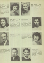 Page 17, 1944 Edition, Linden High School - Cynosure Yearbook (Linden, NJ) online yearbook collection