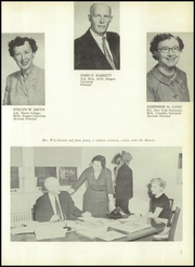Page 11, 1958 Edition, Linden High School - Cynosure Yearbook (Linden, NJ) online yearbook collection