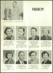Page 12, 1958 Edition, Linden High School - Cynosure Yearbook (Linden, NJ) online yearbook collection