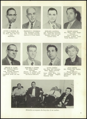 Page 13, 1958 Edition, Linden High School - Cynosure Yearbook (Linden, NJ) online yearbook collection