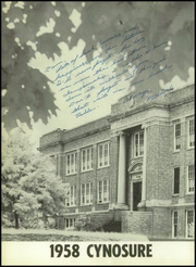 Page 6, 1958 Edition, Linden High School - Cynosure Yearbook (Linden, NJ) online yearbook collection