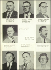 Page 9, 1958 Edition, Linden High School - Cynosure Yearbook (Linden, NJ) online yearbook collection