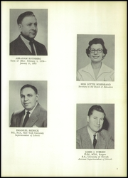 Page 11, 1959 Edition, Linden High School - Cynosure Yearbook (Linden, NJ) online yearbook collection