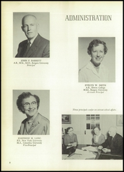Page 12, 1959 Edition, Linden High School - Cynosure Yearbook (Linden, NJ) online yearbook collection