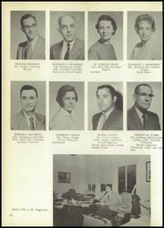 Page 14, 1959 Edition, Linden High School - Cynosure Yearbook (Linden, NJ) online yearbook collection