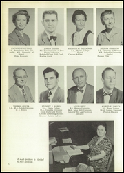 Page 16, 1959 Edition, Linden High School - Cynosure Yearbook (Linden, NJ) online yearbook collection