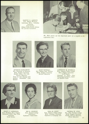 Page 17, 1959 Edition, Linden High School - Cynosure Yearbook (Linden, NJ) online yearbook collection