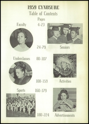 Page 5, 1959 Edition, Linden High School - Cynosure Yearbook (Linden, NJ) online yearbook collection