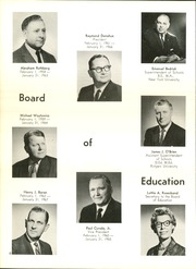 Page 10, 1962 Edition, Linden High School - Cynosure Yearbook (Linden, NJ) online yearbook collection