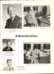 Page 11, 1962 Edition, Linden High School - Cynosure Yearbook (Linden, NJ) online yearbook collection