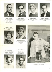Page 14, 1962 Edition, Linden High School - Cynosure Yearbook (Linden, NJ) online yearbook collection