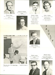 Page 16, 1962 Edition, Linden High School - Cynosure Yearbook (Linden, NJ) online yearbook collection