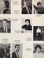 Page 11, 1965 Edition, Linden High School - Cynosure Yearbook (Linden, NJ) online yearbook collection