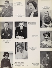 Page 12, 1965 Edition, Linden High School - Cynosure Yearbook (Linden, NJ) online yearbook collection